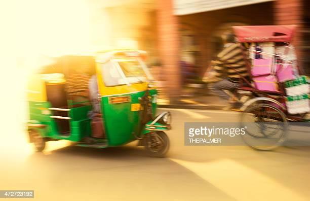 Taxi Tuk Tuk Delhi
