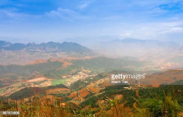 taxua, son la, vietnam - son la stock pictures, royalty-free photos & images