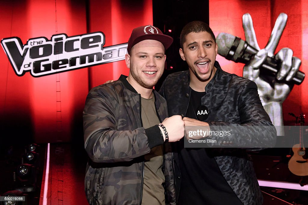 'The Voice Of Germany' Finals