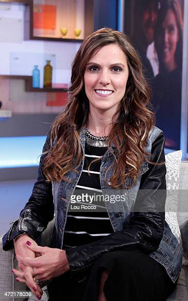 AMERICA Taya Kyle widow of US Navy SEAL Chris Kyle talks about her memoir American Wife A Memoir of Love War Faith and Renewal on Good Morning...