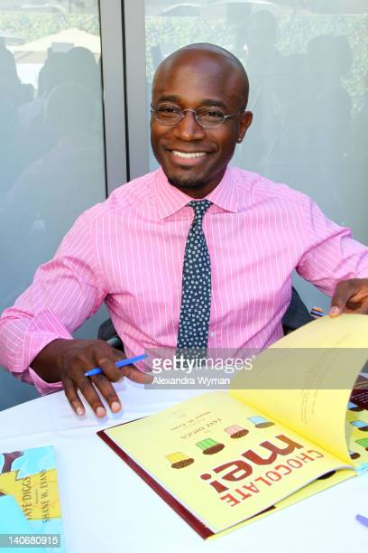 Taye Diggs at I Have A Dream Foundation's 14th Annual Dreamers Brunch held at The Skirball Cultural Center on March 4, 2012 in Los Angeles,...