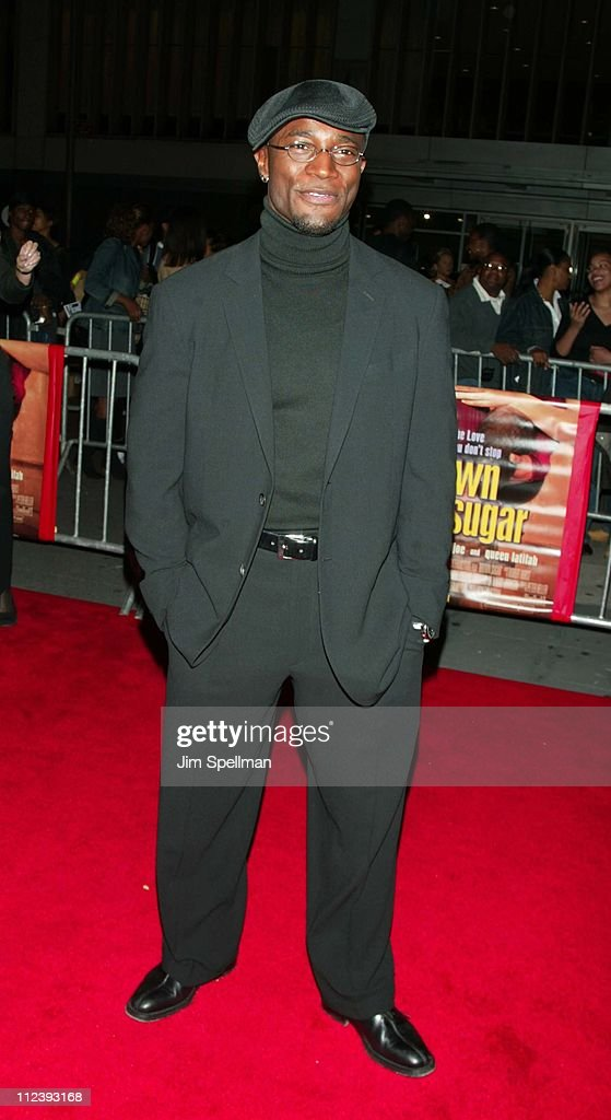 """Brown Sugar"" - New York Premiere"