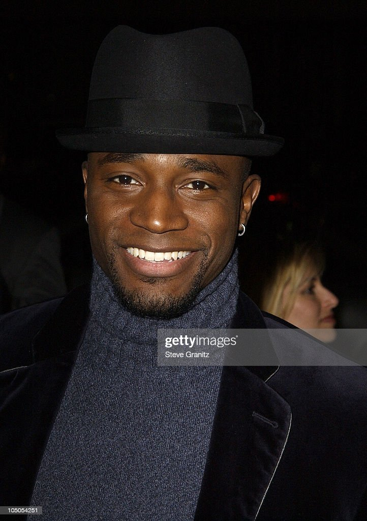 Taye Diggs during 'Chicago' Premiere in Los Angeles at The Academy in Beverly Hills, California, United States.