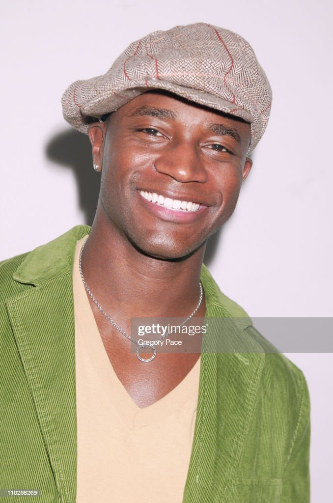 Taye Diggs during Cosmopolitan's 40th Birthday Bash - Arrivals and Inside at Skylight Studio in New York City, New York, United States.