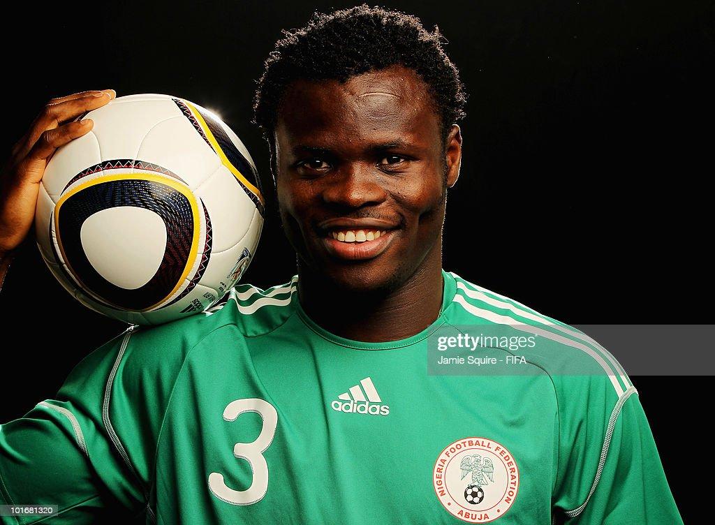 Nigeria Portraits - 2010 FIFA World Cup : News Photo