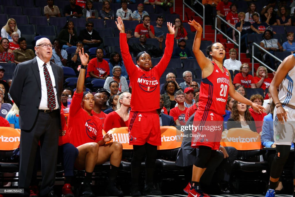 Minnesota Lynx v Washington Mystics - Game Three