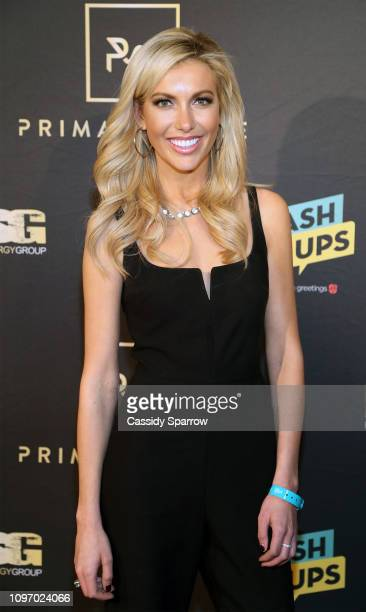Taylor Bisciotti attends Primary Wave 13th Annual PreGRAMMY Bash at The London West Hollywood on February 9 2019 in West Hollywood California