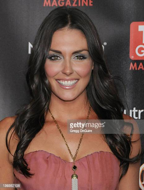Taylor Cole arrives at TV Guide Magazine's 2010 Hot List Party at Drai's at the W Hollywood Hotel on November 8, 2010 in Hollywood, California.