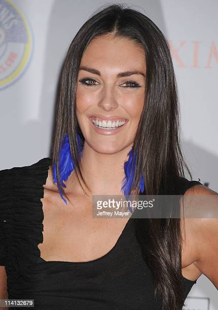 Taylor Cole attends Maxim's Hot 100 Party at Eden on May 11 2011 in Hollywood California