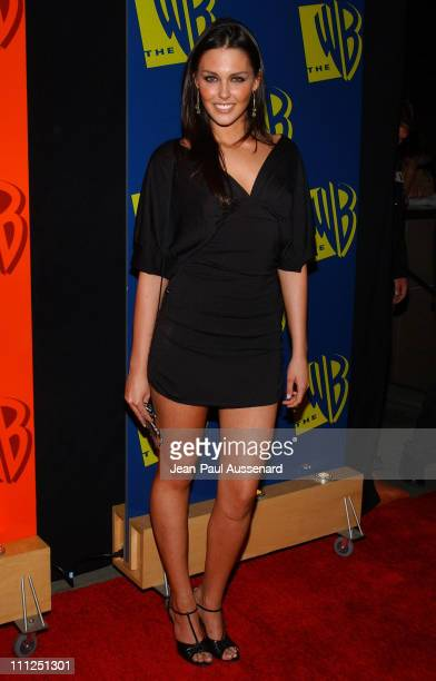 Taylor Cole during The WB Network's 2004 All Star Party at Hollywood Highland in Hollywood California United States