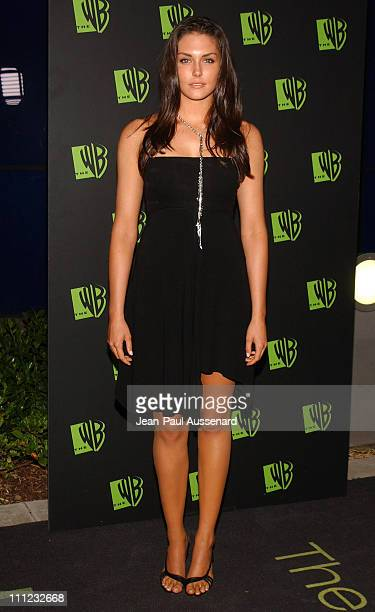 Taylor Cole during The WB Network's 2004 All Star Summer Party Arrivals at The Lounge at Astra West in Los Angeles California United States