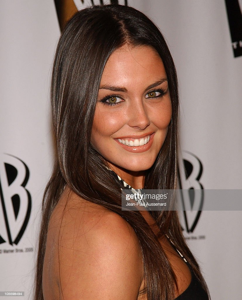 The WB Television Network's 2005 All Star Party - Arrivals : Photo d'actualité