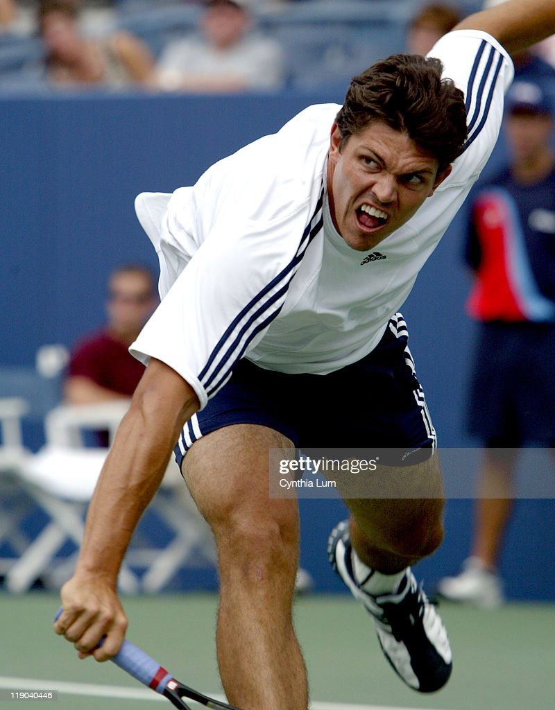 2003 US Open - Mens Singles - Third Round - Taylor Dent vs. Fernando Gonzalez -