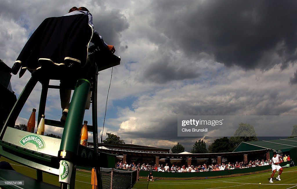 The Championships - Wimbledon 2010: Day One