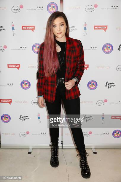 Taylor Felt attends Carrie Berk Carrie's Chronicles Relaunch at Winky Lux on December 17 2018 in New York City
