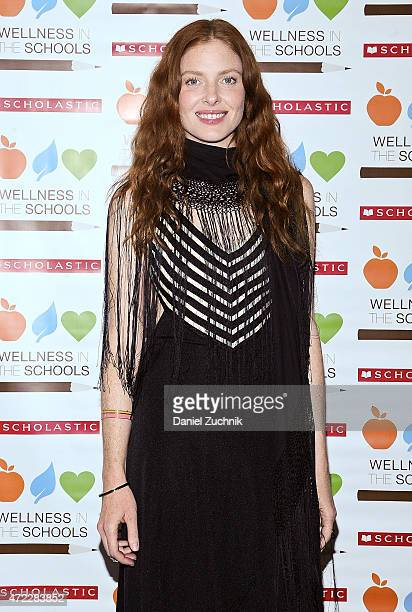 Taylor Foster attends the Wellness In The Schools 10th Anniversary Gala at Riverpark on May 5 2015 in New York City