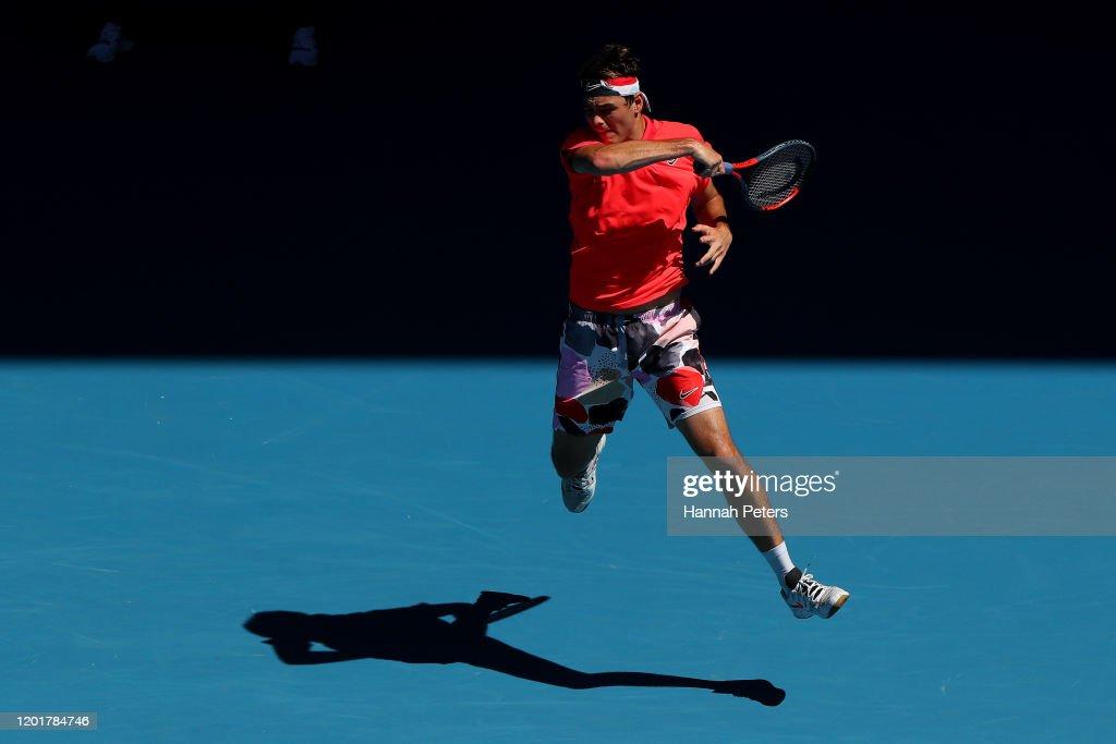 2020 Australian Open - Day 6 : News Photo