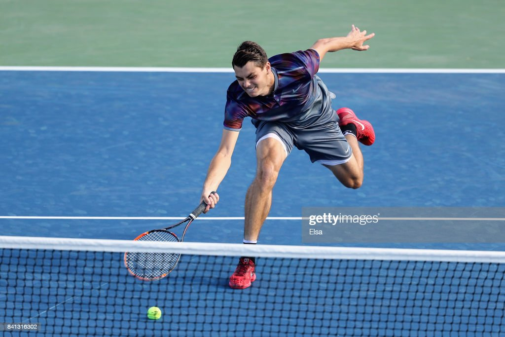 2017 US Open Tennis Championships - Day 4