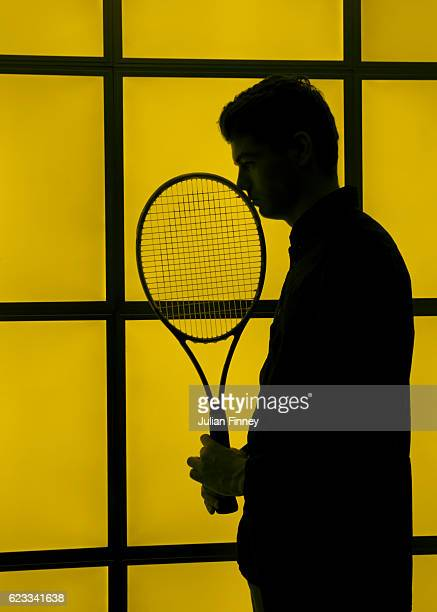 Taylor Fritz of USA poses for a portrait at the O2 Arena on November 13 2016 in London England