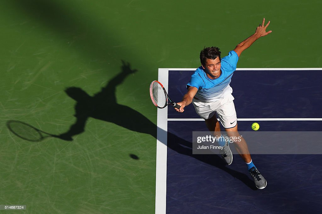 2016 BNP Paribas Open - Day 4