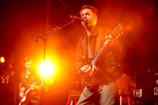 CA: Dawes Drive-In Concert At City National Grove Of Anaheim