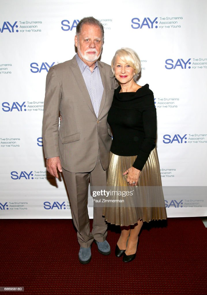 The Stuttering Association For The Young (SAY) 15th Anniversary Gala : News Photo