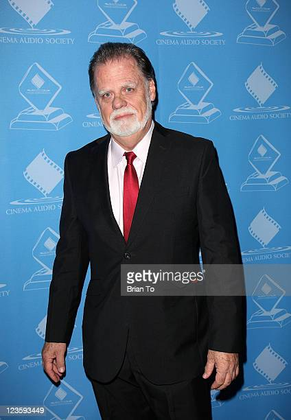 Taylor Hackford attends 47th Cinema Audio Society Awards at Millennium Biltmore Hotel on February 19 2011 in Los Angeles California