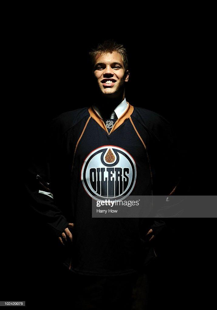 2010 NHL Entry Draft Portraits