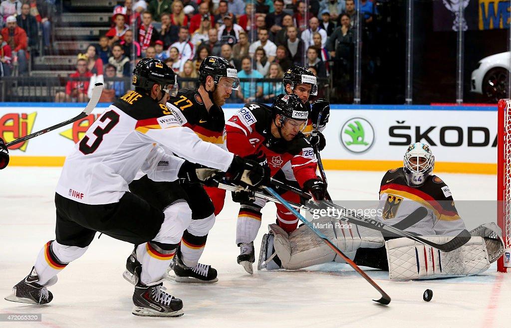 Canada v Germany - 2015 IIHF Ice Hockey World Championship