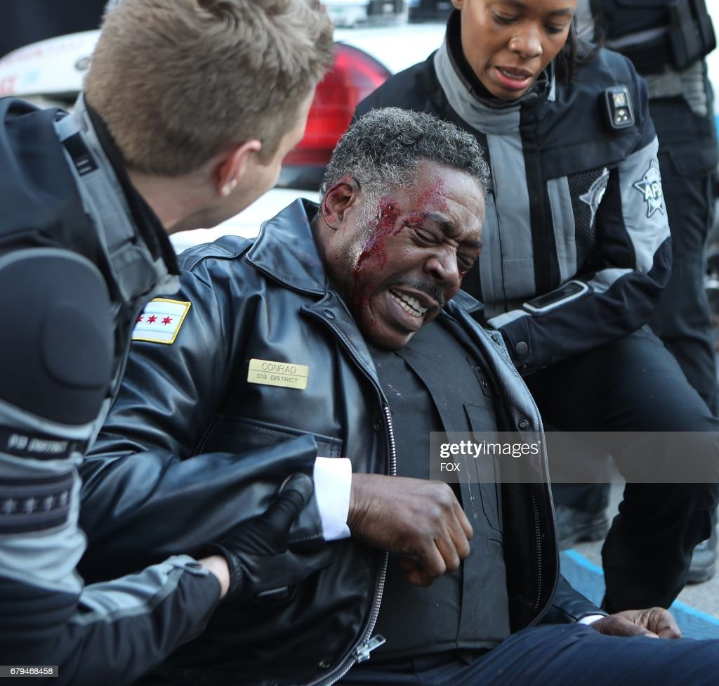 Taylor Handley, Ernie Hudson and Tamberla Perry in the all-new Ricochet season finale episode of APB airing Monday, April 24 (9:01-10:00 PM ET/PT) on FOX.