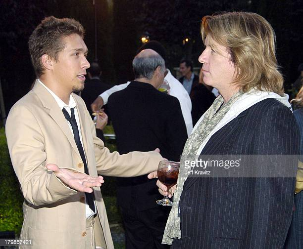 Taylor Hanson at the City of Hope Spirit Award Honoring Van Toffler at Green Acres Estate home of Ron Burkle The event raised $22 million dollars...