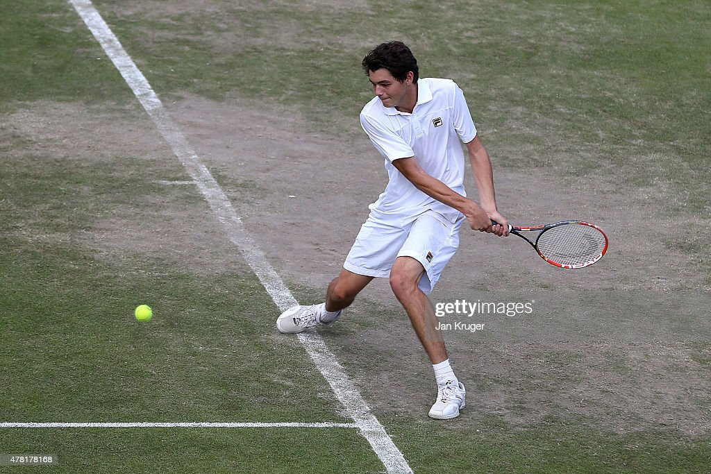 ATP Aegon Open Nottingham - Day Three : News Photo