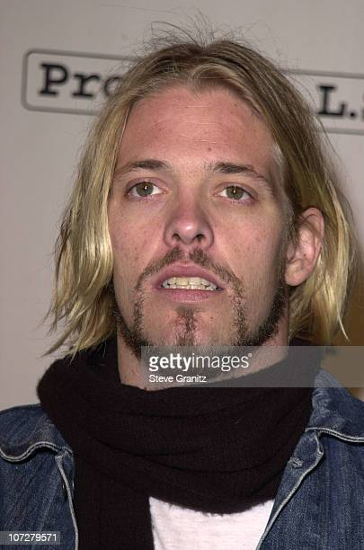Taylor Hawkins during GQ Magazine Celebrates Second Annual Hollywood Issue with StarStudded LA Bash at The Factory Space in Los Angeles California...