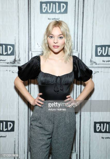 Taylor Hickson visits BUILD at Build Studio on March 12, 2020 in New York City.