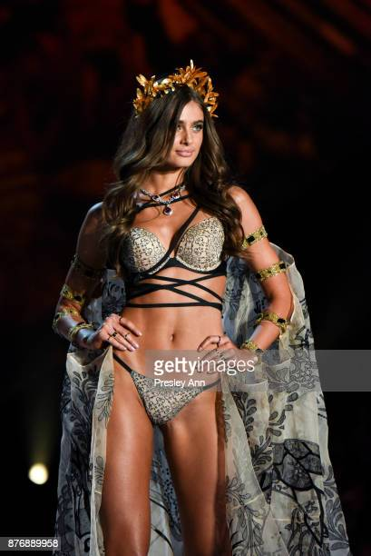 Taylor Hill attends 2017 Victoria's Secret Fashion Show In Shanghai Show at MercedesBenz Arena on November 20 2017 in Shanghai China