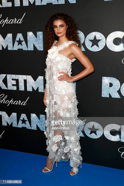 Taylor Hill attends the Rocketman Gala Party during the 72nd annual Cannes Film Festival on May 16 2019 in Cannes France