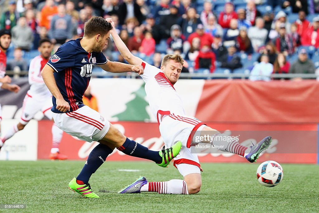 DC United v New England Revolution : News Photo