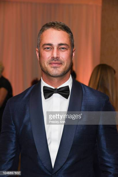 Taylor Kinney attends 2018 Carousel Of Hope Ball - VVIP Reception at The Beverly Hilton Hotel on October 6, 2018 in Beverly Hills, California.