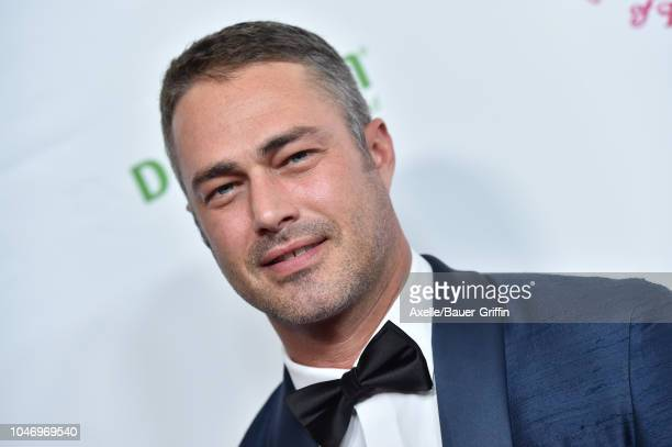 Taylor Kinney attends the 2018 Carousel of Hope Ball at The Beverly Hilton Hotel on October 6, 2018 in Beverly Hills, California.