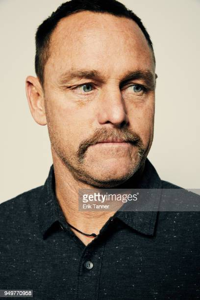 Taylor Knox of the film Momentum Generation poses for a portrait during the 2018 Tribeca Film Festival at Spring Studio on April 21 2018 in New York...