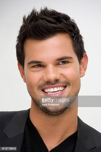 Taylor Lautner at the Scream Queens Press Conference at the Four Seasons Hotel on October 7 2016 in Beverly Hills California