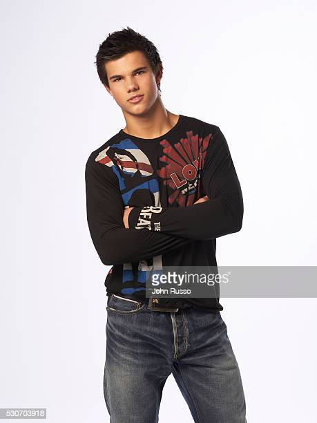 Taylor Lautner Stock Photos And Pictures Getty Images