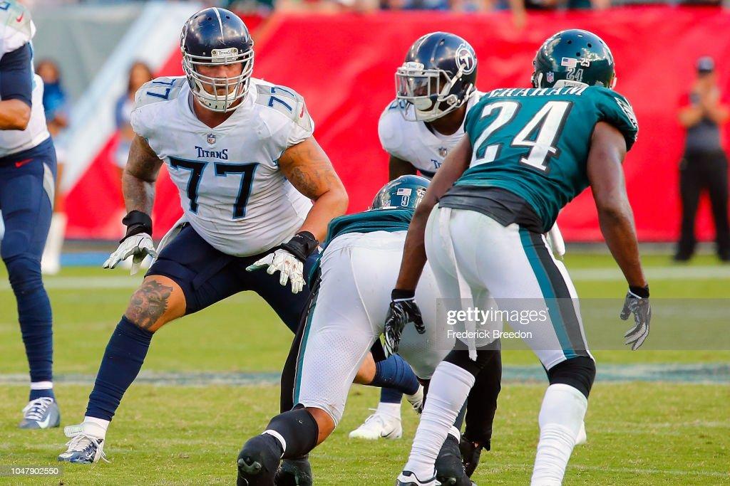Philadelphia Eagles v Tennessee Titans : News Photo