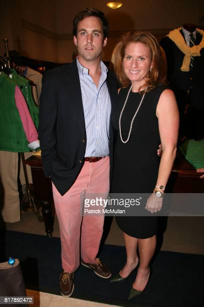 Taylor Llewellyn and Jessica Mindich attend The launch of 'True Prep' at Brooks Brothers on September 14 2010 in New York