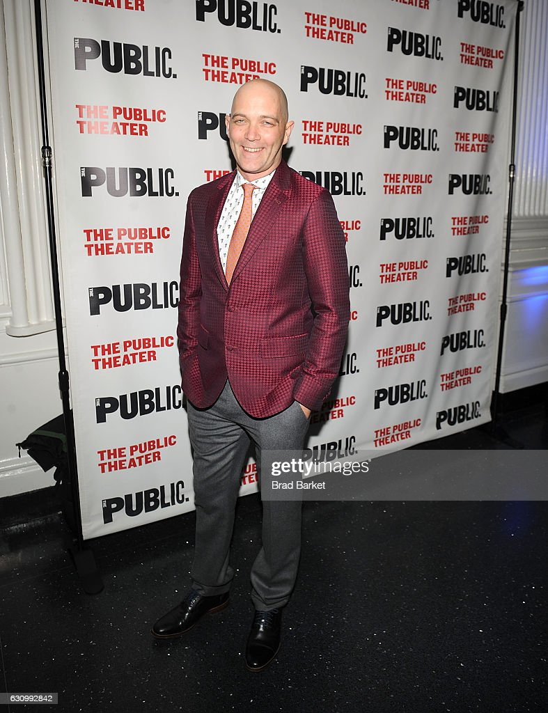 Taylor Mac attends the 13th Annual Under the Radar Festival 2017 Opening Night at The Public Theater on January 4, 2017 in New York City.