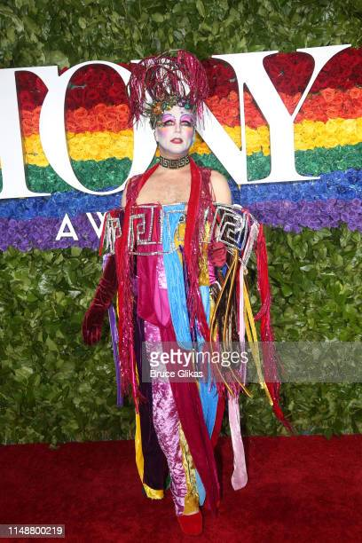 Taylor Mac attends the 73rd Annual Tony Awards at Radio City Music Hall on June 9 2019 in New York City