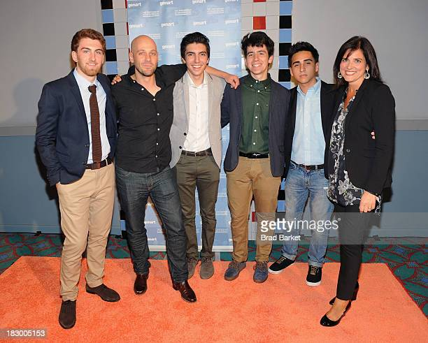 Taylor Martin Directors Tucker Capps and Cyrus Stowe Spencer Kenney Edwin Aguilar and Director of Branding and Integrated Marketing for The...