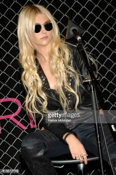 d182d096806c Taylor Momsen attends MACY'S Exclusively Launches MADONNA'S MATERIAL GIRL  Clothing Line at Herald Square at Macy's