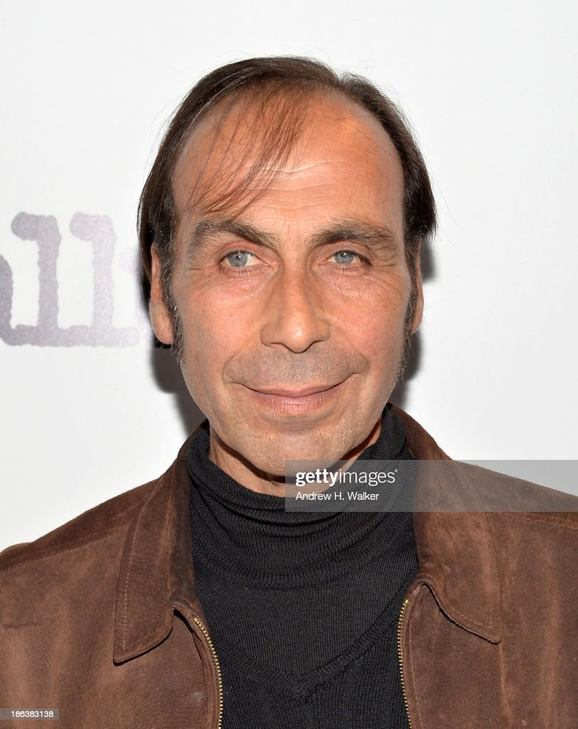 Taylor Negron attends the screening of Entertainment One's 'Diana' hosted by The Cinema Society With Linda Wells and Allure Magazine at SVA Theater on October 30, 2013 in New York City.