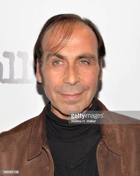 Taylor Negron attends the screening of Entertainment One's Diana hosted by The Cinema Society With Linda Wells and Allure Magazine at SVA Theater on...